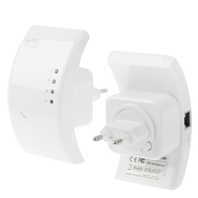 Acces point repeater  LAN + WiFi 300mbps