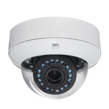 Dome camera antivandalo IP66 Sony 700linee OSD, 2,8-12mm varifocal, IR