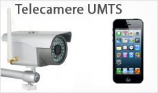 Telecamere UMTS